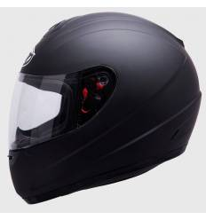 Casco integral MT Helmets Thunder Solid Negro Mate