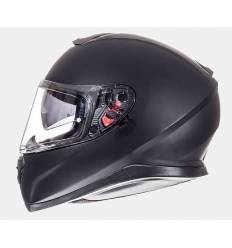 Casco integral MT Helmets Thunder 3 Solid Negro Mate