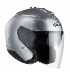 Casco jet HJC IS-33 II PLATA MATE