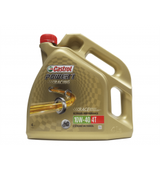 Aceite Castrol Power 1 Racing 4T 10W40 - 4L