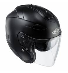 Casco jet HJC IS-33 II NEGRO MATE